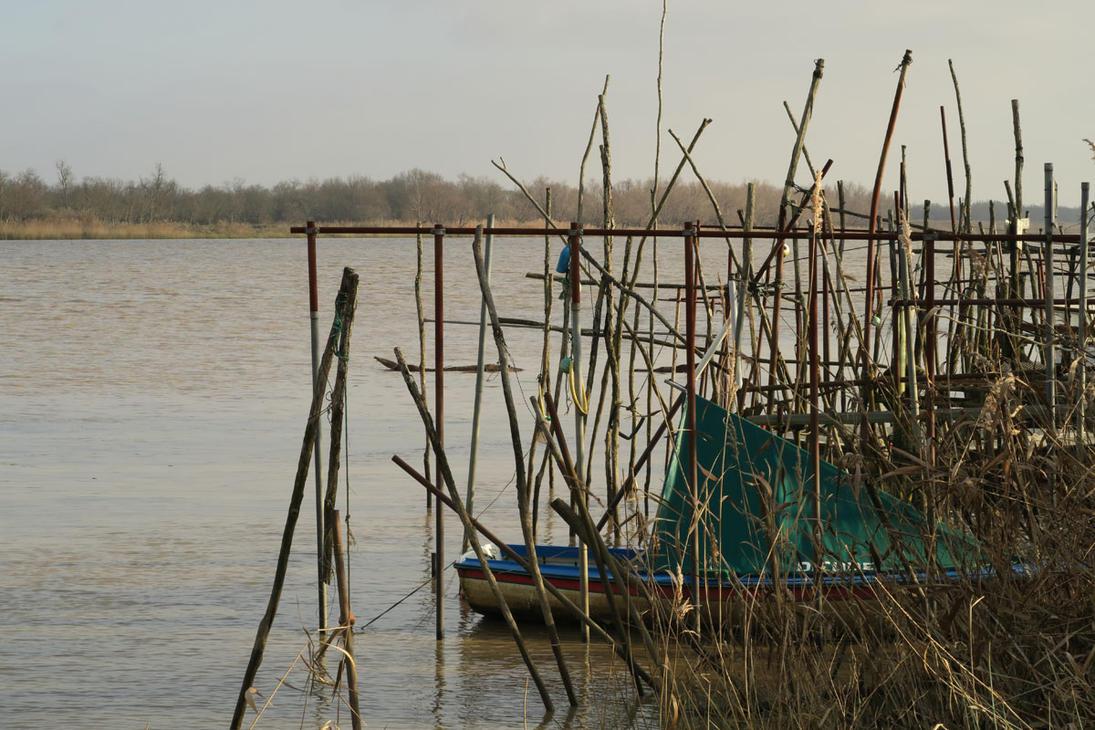 The Garonne River by FiLH