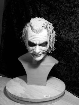 Ledger Joker Bust 2