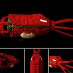Red Dwarf soft toy by Alex-VS