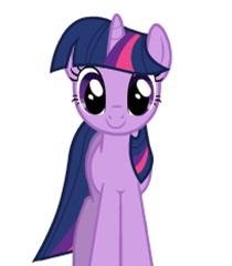 My Little Pony : La Magia De La Amistad : Twilight (Brony)