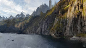 Journey To The Argonath