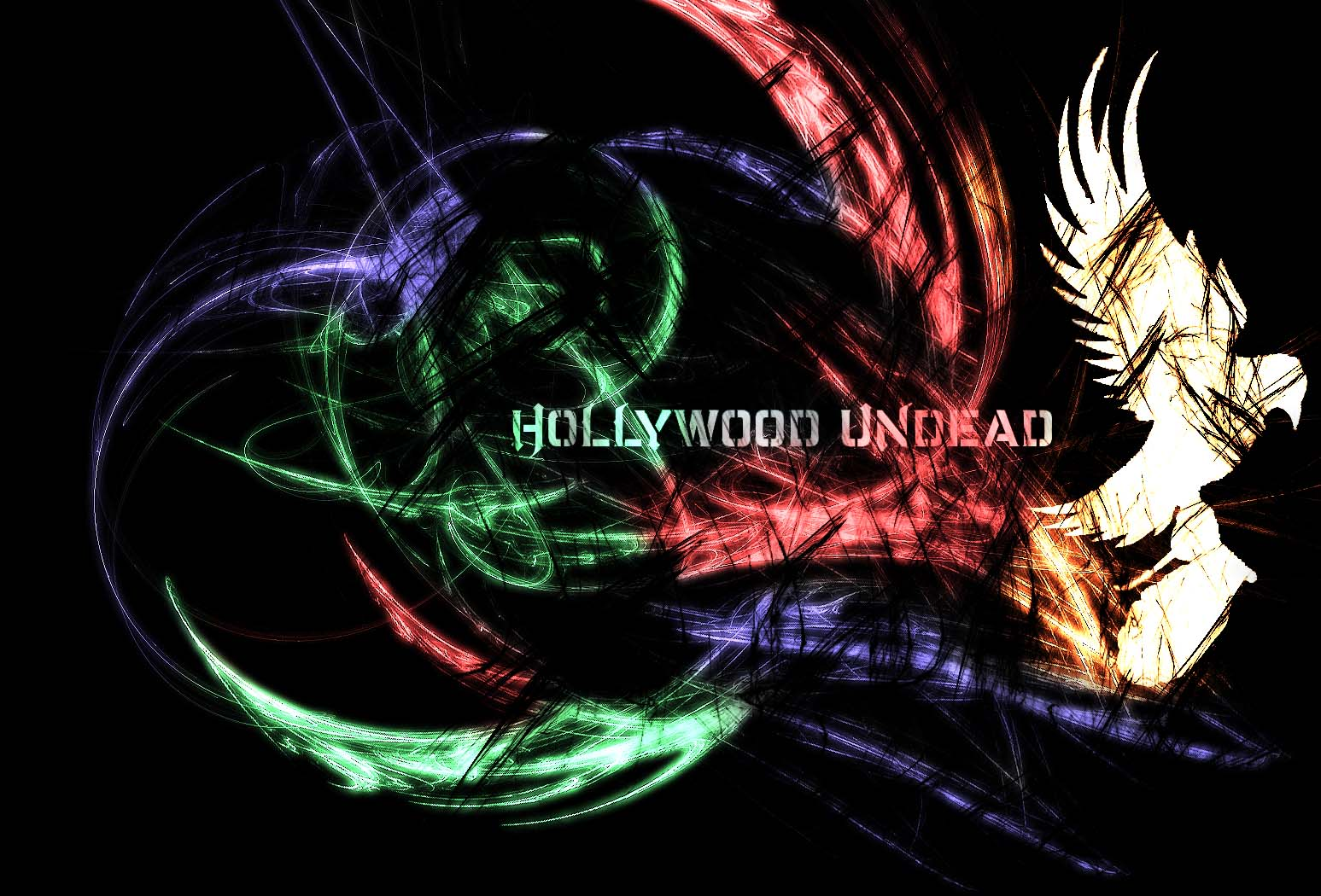 Hollywood Undead Wallpaper by Tado-Kurosawa615
