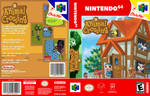 Animal Crossing N64 custom game box art (reupload)