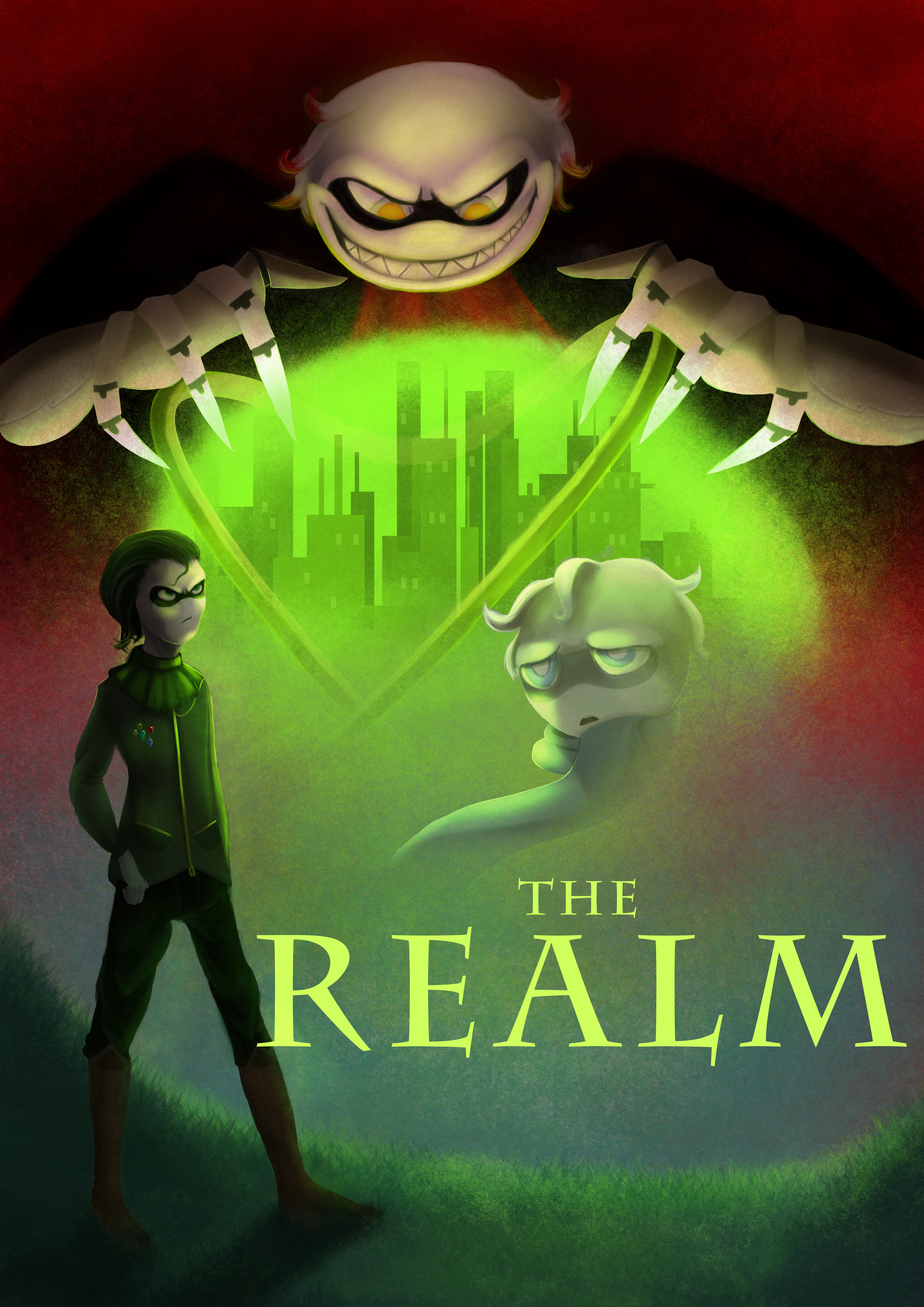 The Realm by JokerGiirl