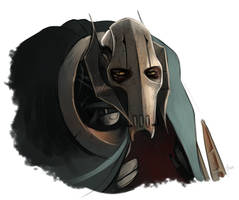 General Grievous by The--Magpie