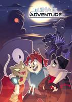 Kina's Adventure poster