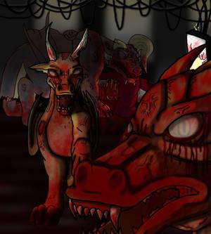 Zombie Dragons