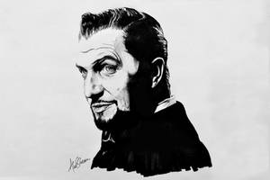 Vincent Price by Severeign