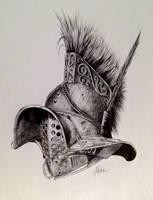 Murmillo Helmet by Severeign