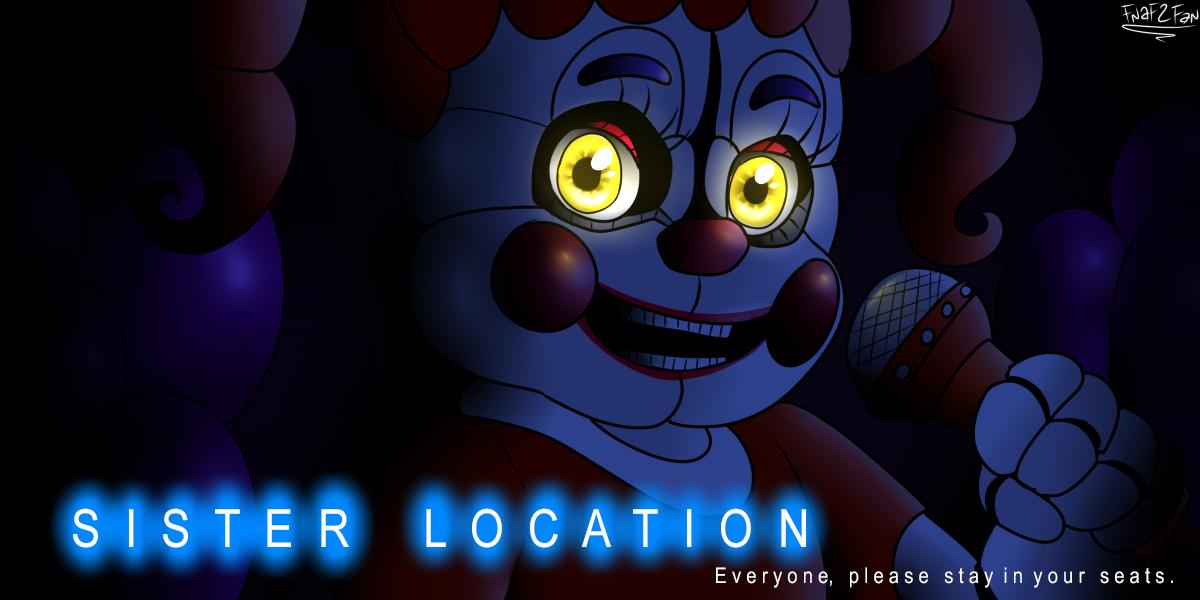 Sister location baby by fnaf2fan on deviantart