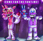COME FOR THE FUNTIME
