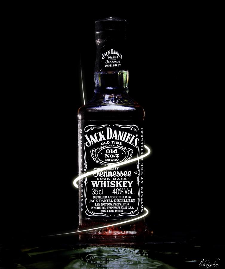 Jack daniels by likejohn on deviantart for Photos jack daniels