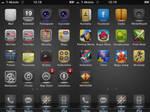 iPhone's springboard