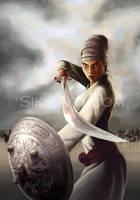 Mata Bhag Kaur by prince911