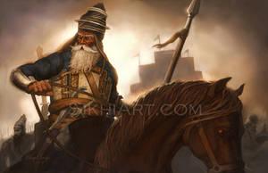 Akali Nihang General by prince911