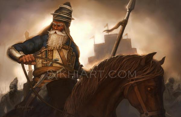 Akali Nihang General by prince911 on DeviantArt