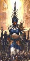 Akalini: Warrior Monk