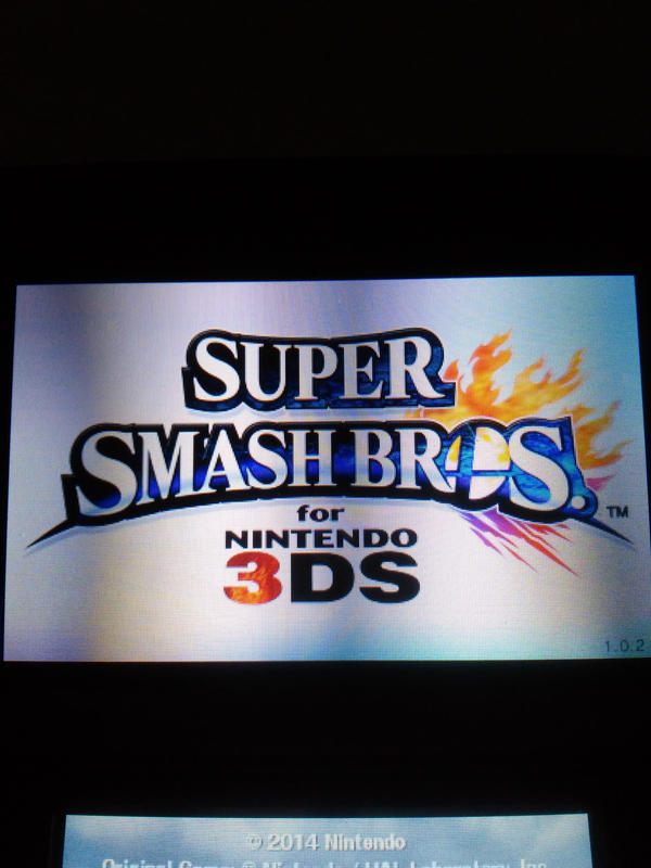 Super Smash Bros. for Nintendo 3DS by Don-Shazz