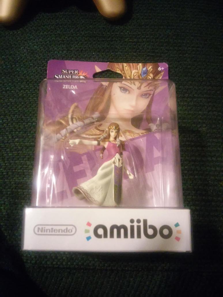 Zelda amiibo by Don-Shazz
