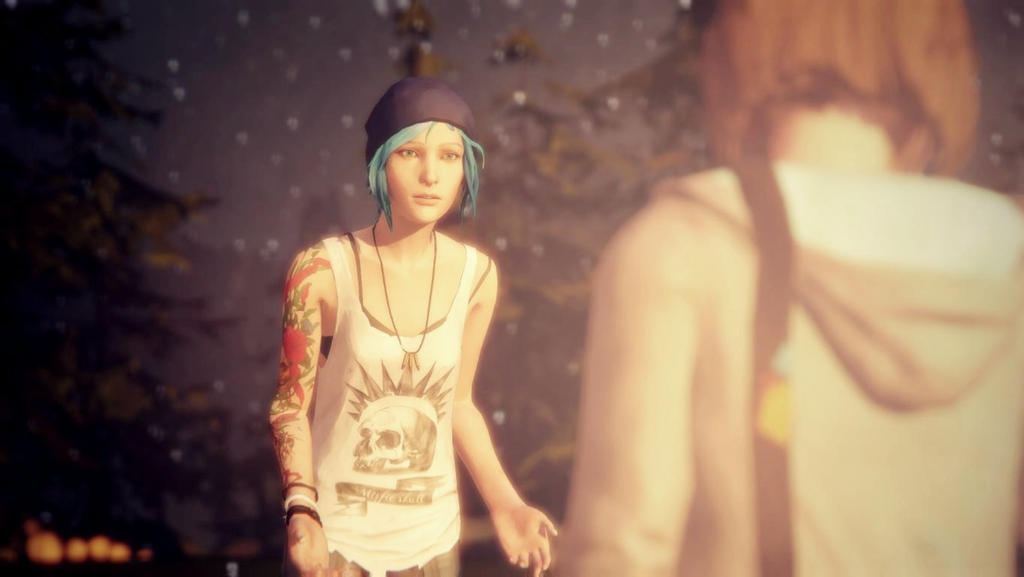 Life Is Strange: Tell Me Everything by jvbuenconcejo
