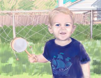 drummer boy by stipend