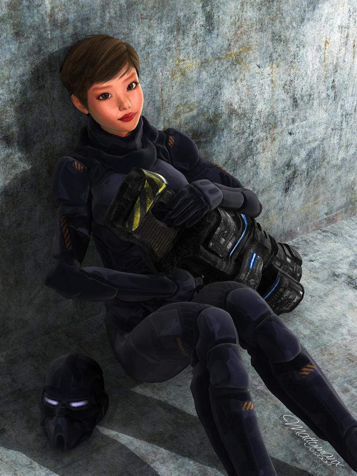 The New Recruit by mattymanx