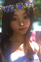 Sylfie 11 - Portrait by mattymanx