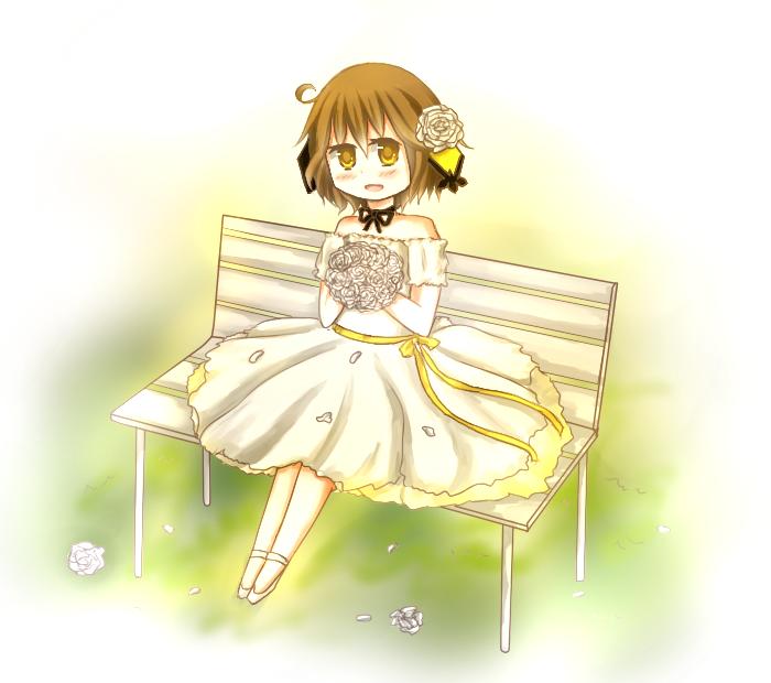 PKJP: Suzu's flowers by xCookieTan