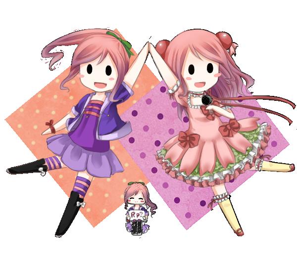 PV:Ayame And Lili by xCookieTan