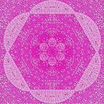 Mandala Twelve Tourmaline by SamSpruce