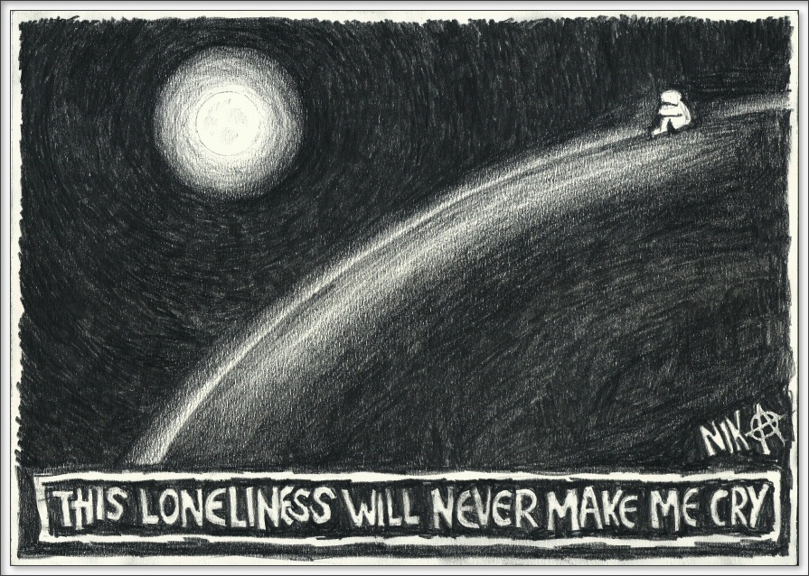 2015-02-04-loneliness-03 by SamSpruce