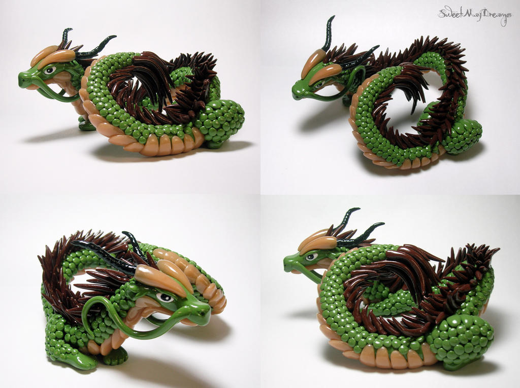 Green Dragon Compilation by SweetMayDreams