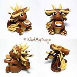 S'mores Loving Dragon