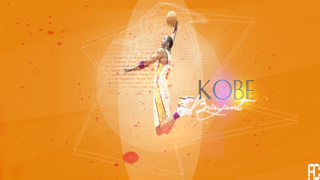 Kobe Braynt Wallpaper Work by ANILDD11