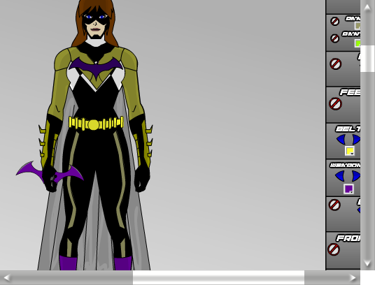 Female Superhero Creator 1 by DisneyMarvel20 on DeviantArt