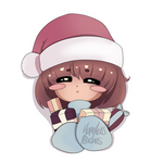 Get Ready for Christmas || Undertale Frisk