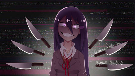 DDLC Yuri | Collab with AnimasiProductions by HopelessPeaches