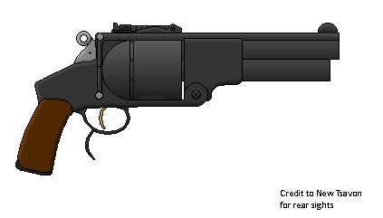 Arnbjorg Revolver by Alimeria298