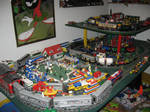 Lego train layout 1 by Ninja-Coldfire