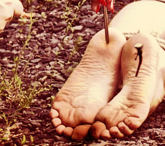 foot torture by dikof on DeviantArt