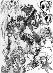 GT Sketch Gift by Numa430