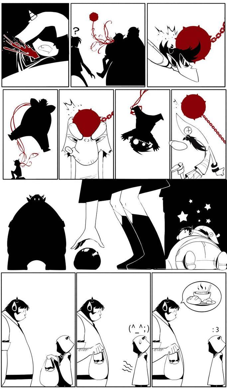 Jewel Story Page 3 by Numa430