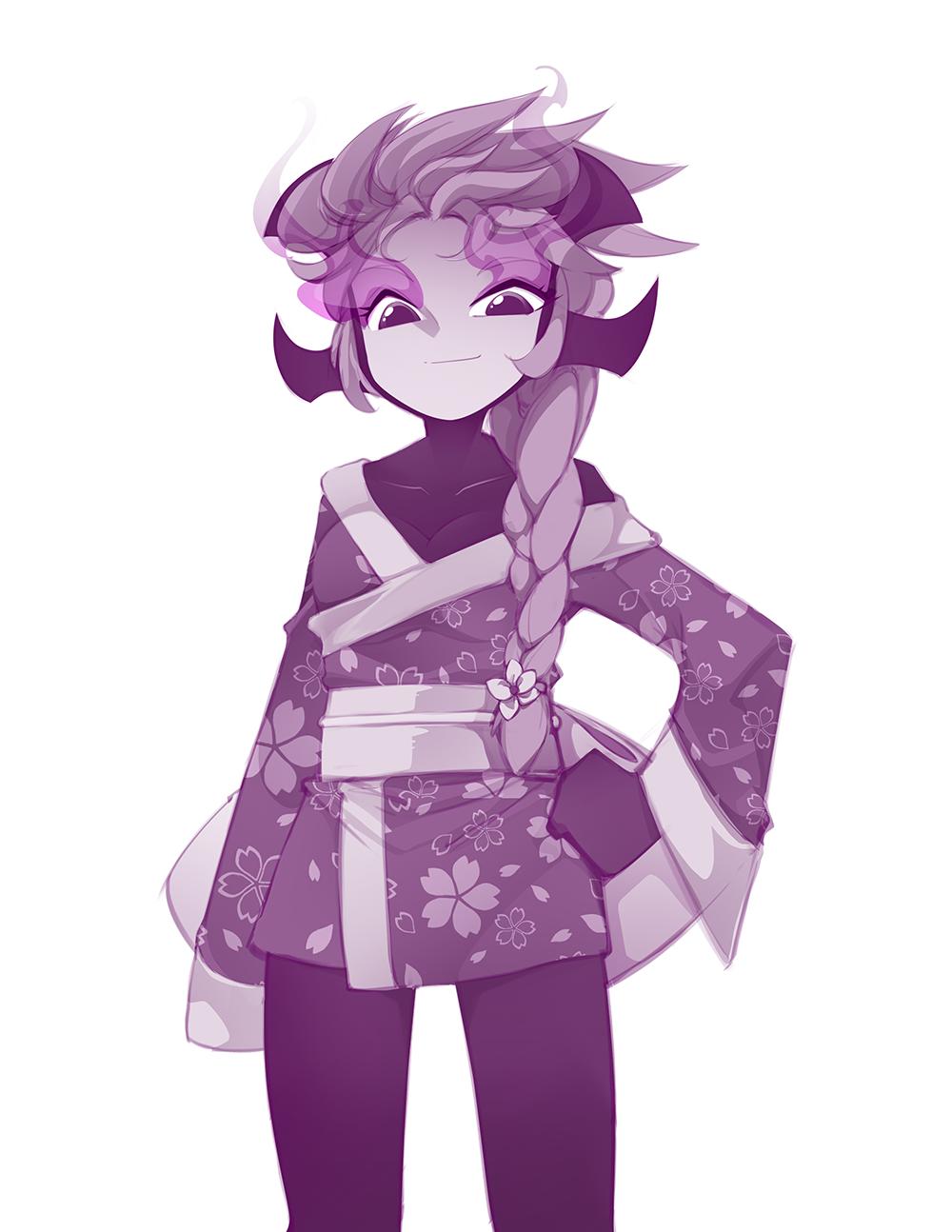 Akuma Kimono