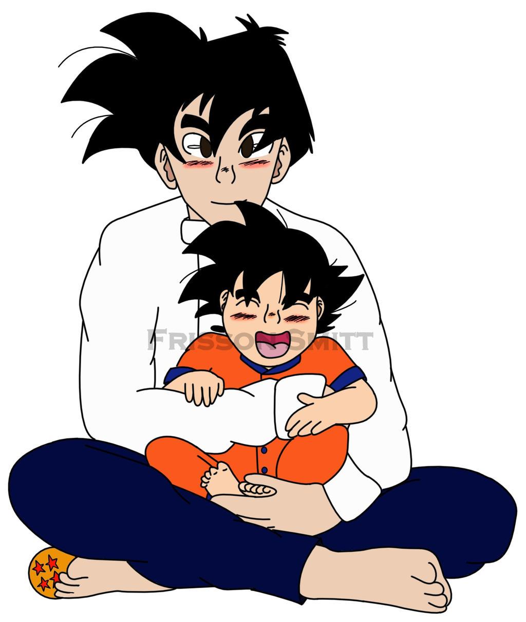 Baby Goten And Gohan | www.pixshark.com - Images Galleries ...