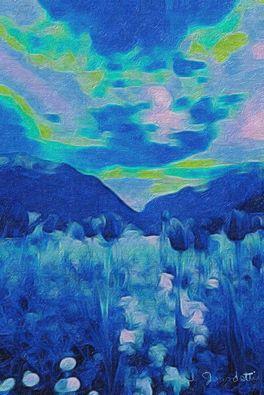 Bluetiful Sunday by abjonsdottir