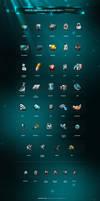 Portal Random Dock Icons part1