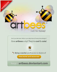 ArtBees ID by antialiasfactory