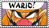 Wario Stamp by LoveandCake
