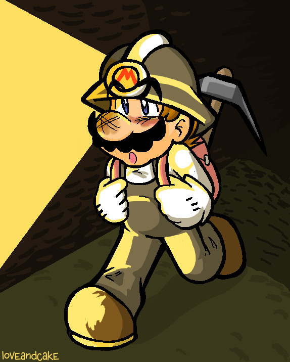 Mega Shirt: Think of Mario's brown-and-khaki costume from SSB Melee ...