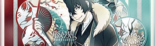 Osamu Dazai Forum Signature